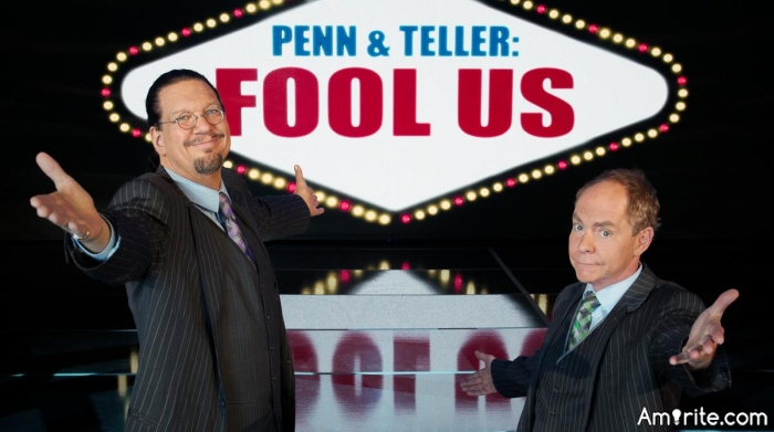 Should actual wizards be disqualified from Penn & Teller Fool Us?