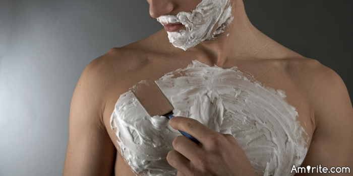 Males: if you've had chest hair, have you removed it in some way to please a partner?