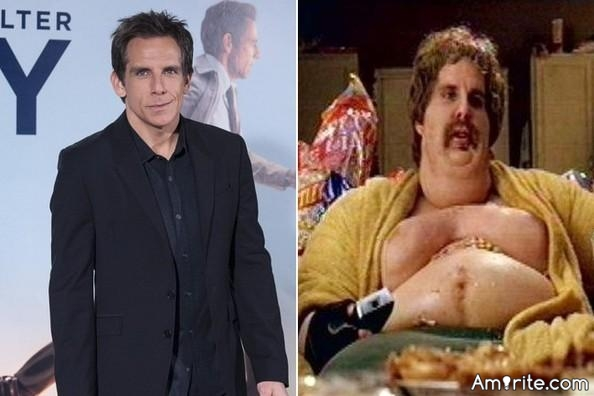 🐡 Despite the problems we have in this country, at least it's been a few years since a comedian made a movie about themselves in a fat suit....so things can't be too bad. <em>amirite?</em> 🐡