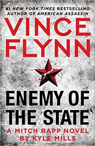 "Have you ever read any of Vince Flynn's ""Mitch Rapp"" books?"