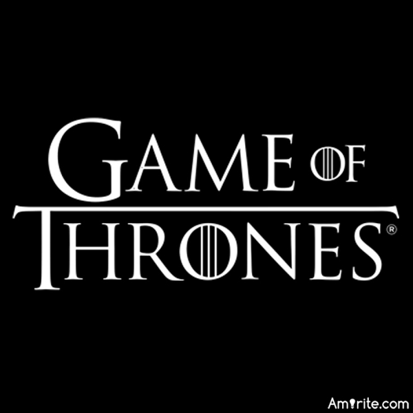 I'm really surprised that Game of Thrones has never been a topic on this site. What do you think about the show? Do you like it?