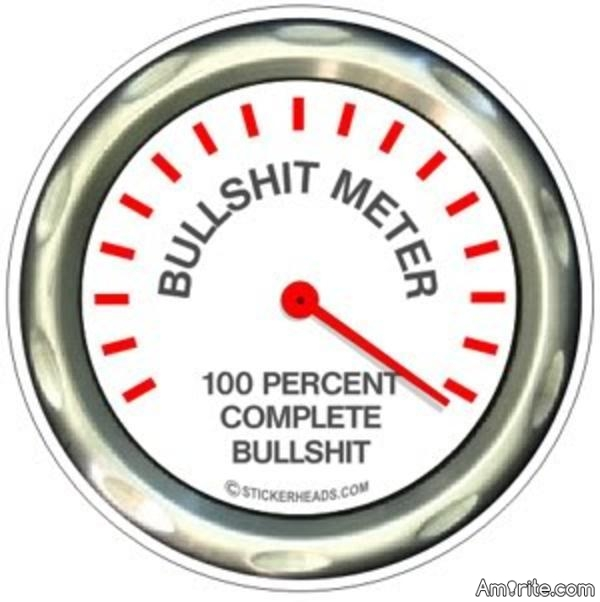 Everything I post is tripe - total BS - and I will never defend it with reasonable arguments.  So get over it.