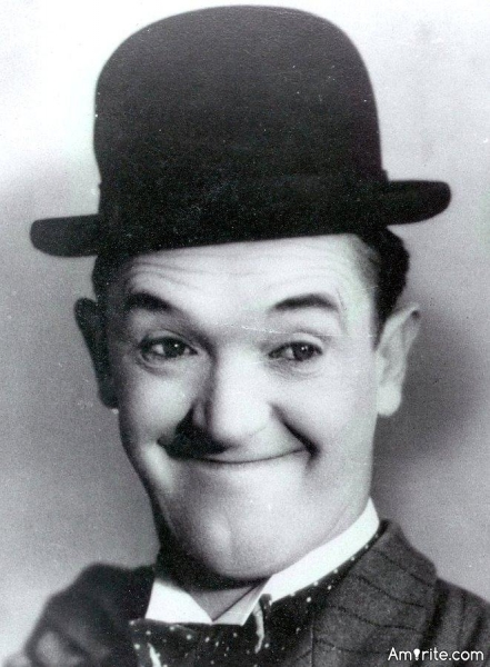"You can lead a horse to water, but a pencil must be led."" - - Stan Laurel  Can you turn a well-known phrase on its ear?"