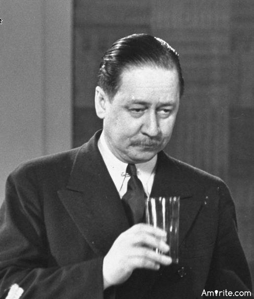 "I know I'm drinking myself to a slow death, but then I'm in no hurry."" - - Robert Benchley.  - - - - - - What do you enjoy doing that takes time... lots of time?"