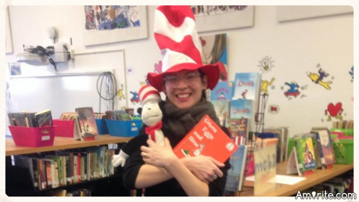 "Librarian Who Refused 'Racist' Dr. Seuss Books from Trump Loved Them When Obama was President ""Horton Hears a Hypocrite"" . Is Horton right? :-)"