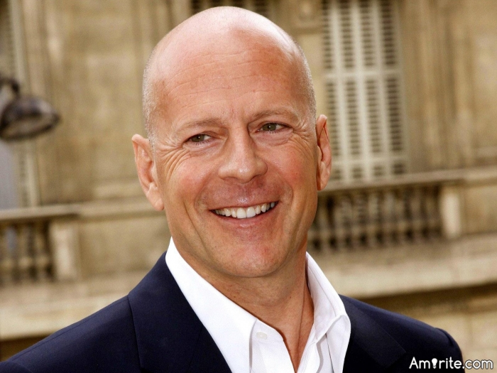 Trusting your life on Bruce Willis can never go wrong.