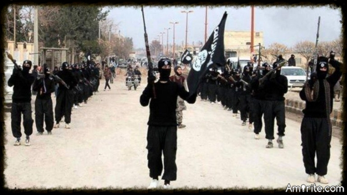 Another Campaign Promise Kept: Trump Bombs the Hell Out of ISIS – Islamic State Capital Falls.