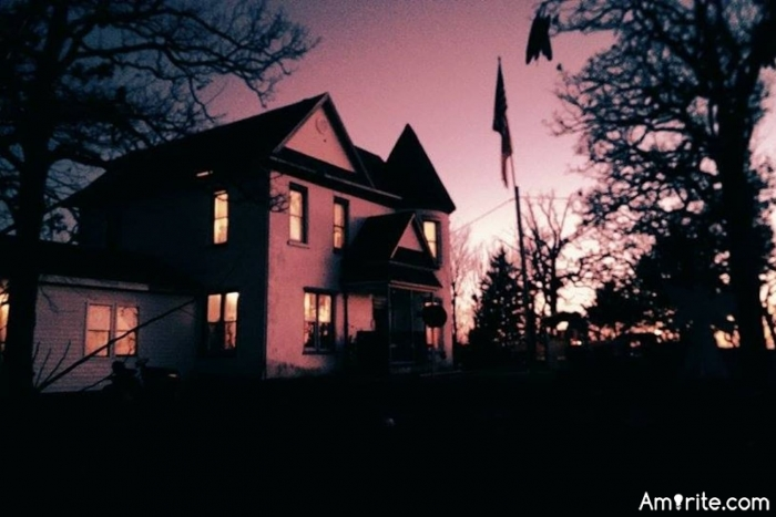 Would you stay in a <em>haunted</em> house?