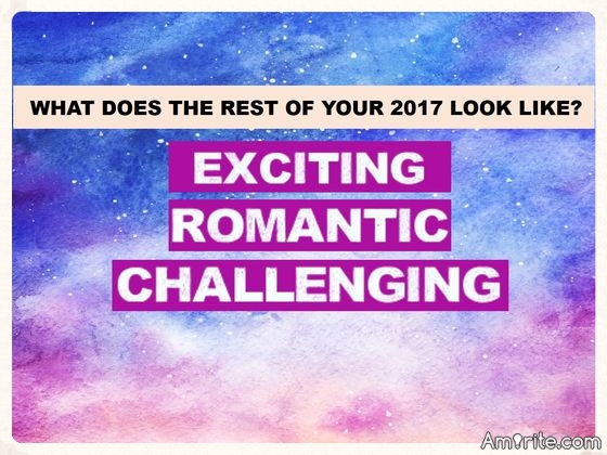 Quiz: We Can Predict The Rest Of Your 2017!