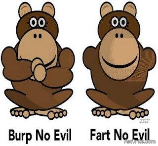 Do you ever burp your farts or fart your burps?