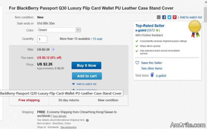 I can get free shipping on a $3 phone case from China, but to ship the same item within my country costs $10 or more. How is that possible? I mean, people buy a lot of stuff online these days, that difference in shipping cost has huge implications for the competitiveness of domestic online retail.