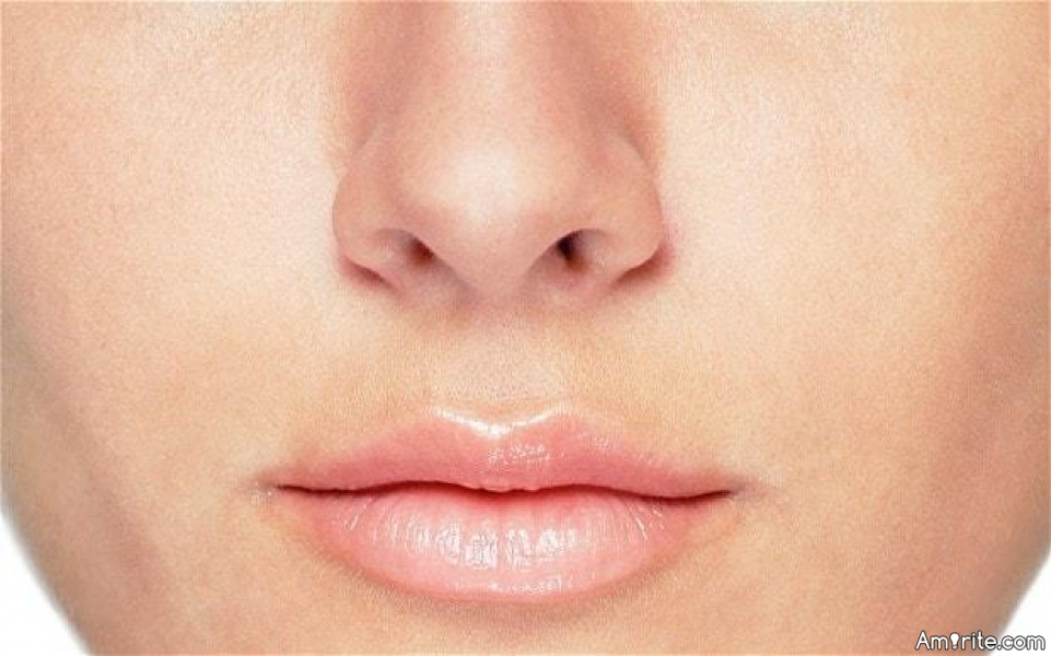 How many nostrils do you usually have?