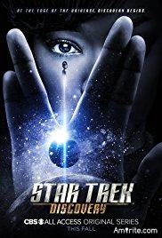 When it comes to Star Trek, it's a bit weird, how the Klingons have been portrayed. The most obvious change was patched in Enterprise (ST: Enterprise), but now as I've started to watch this silly new show on NF, the appearances have changed furthermore. It's weird.