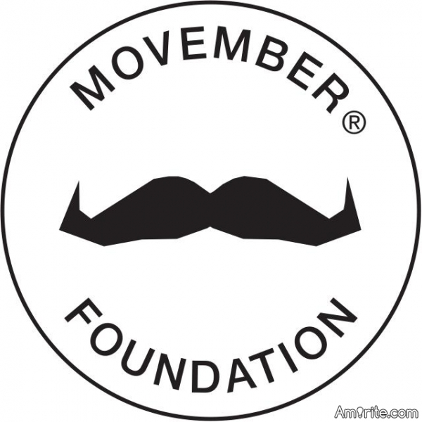 Movember is an annual event involving the growing of moustaches during the month of November to raise awareness of men's health issues, such as prostate cancer, testicular cancer, and men's suicide. Any men on here supporting this event by growing a mustache, beard or goatee?