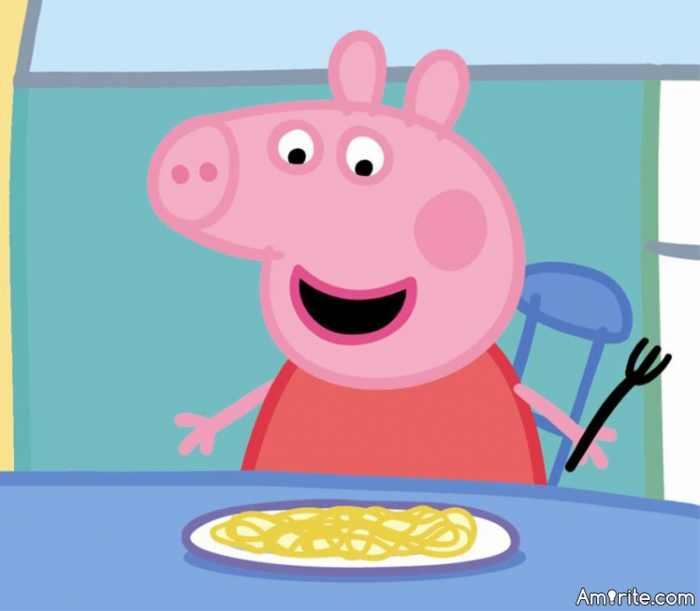 Peppa Pig-the episode kids hate!See first comment.