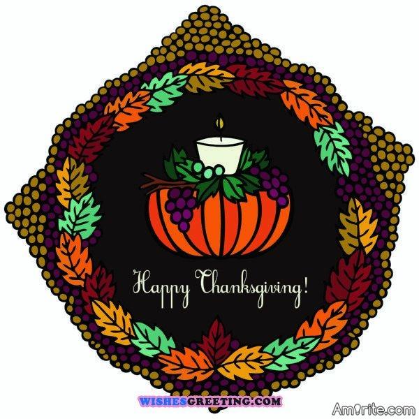 Wishing everyone a Happy Thanksgiving.
