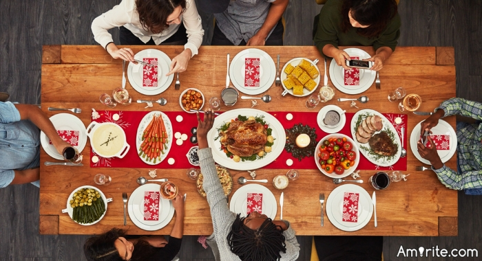 Will you be talking politics with family during the Thanksgiving holiday?