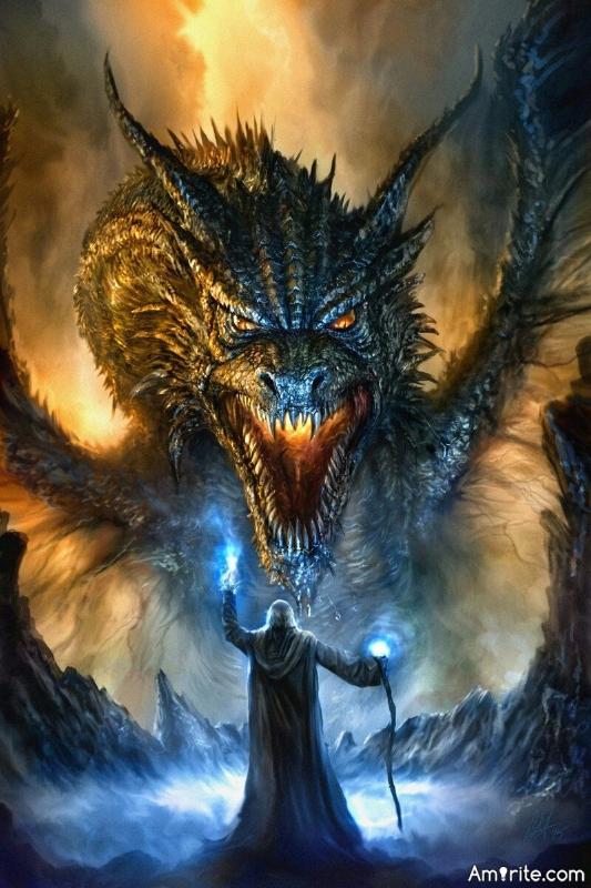 Favorite fantasy creature?