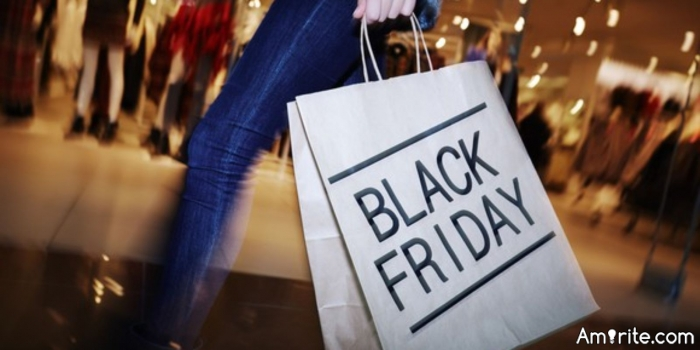 Do you shop on Black Friday?