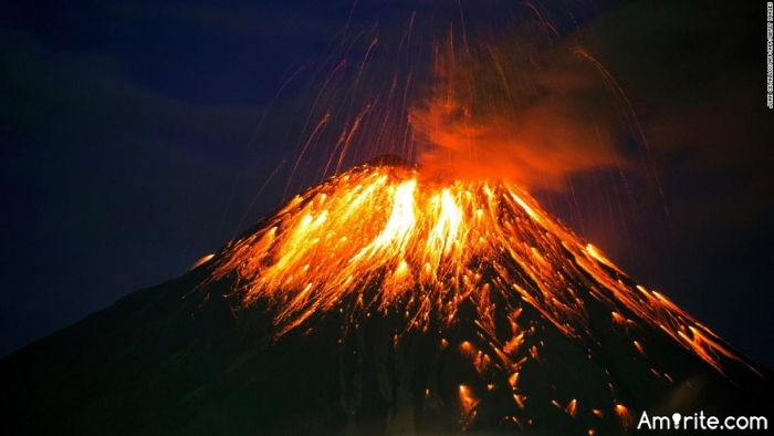 What is your favorite volcano?