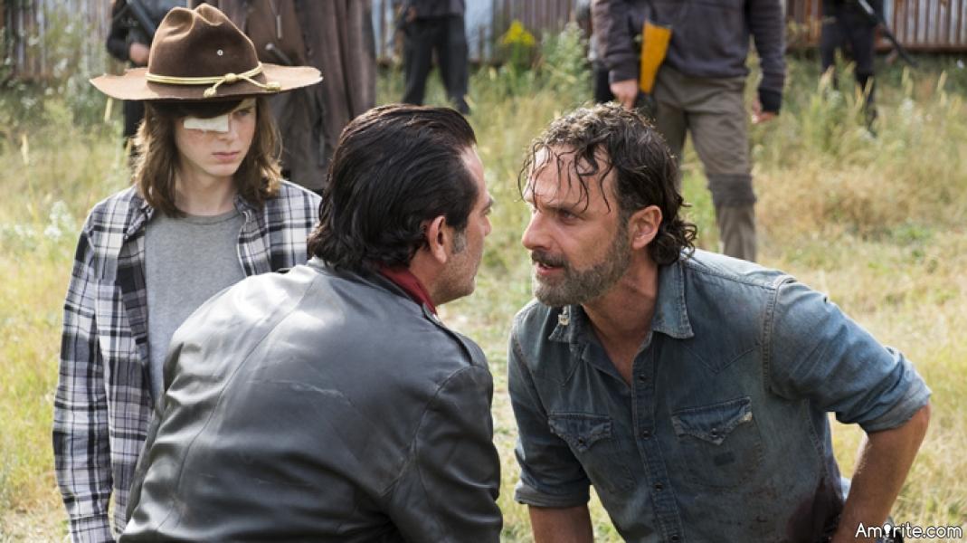 The Walking Dead-see below