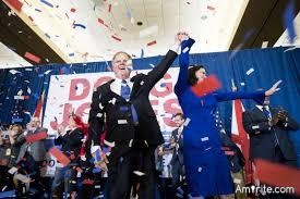 Republicans cross party lines in red conservative Alabama to do the right thing and elect Democrat Doug Jones. Don't you wish the other major party could be as open minded?