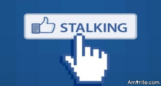 Have you ever felt that you were being stalked online?