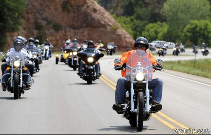 How to ride a motorcycle See below