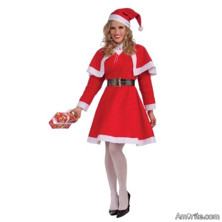 Wouldn't you rather have Mrs Claus come visit you?