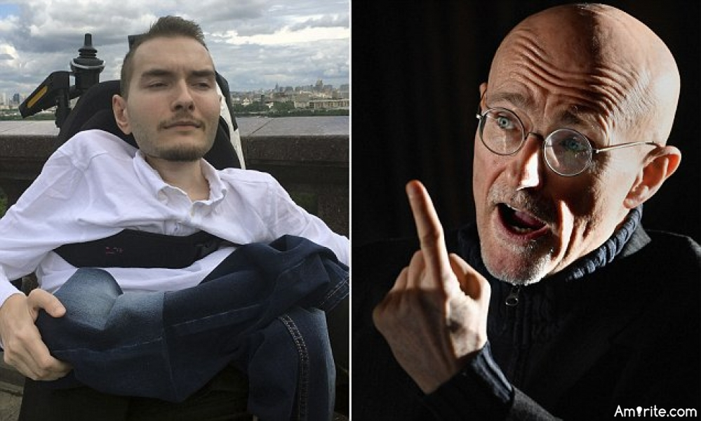 What do you think about the head transplant surgery that was supposed to be done this December? Do you have any hopes for it?
