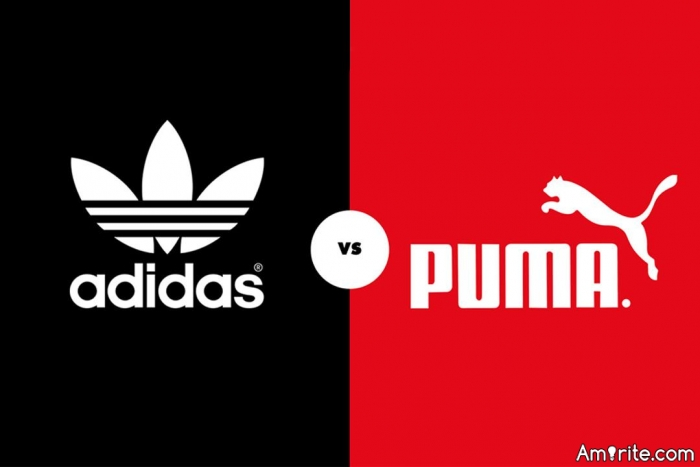 I'm curious about the history behind certain brands. We all know, that Adidas was the most profitable brainfart of Adi Dassler (Adolph wasn't that much of a hit as the first name at the time), but for some strange reason his brother went mad and sideways - Puma was about to rise a nostril or two.