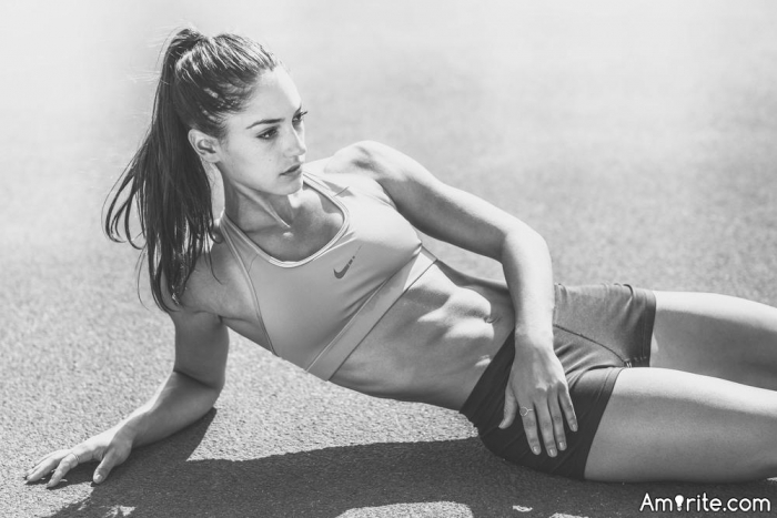 Suddenly I've become a huge fan of pole vaulting after the 2016 Olympics ... Track and field athlete and fitness model Allison Stokke ... Anyone have any special athletes they've taken an interest in?