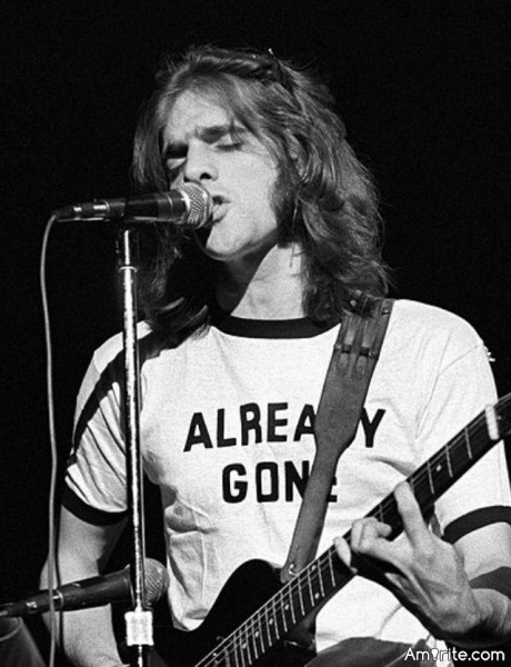 On January 18th, 2016 we lost a band member of the Eagles ... Post some Eagles songs in memory of Glenn Frey.
