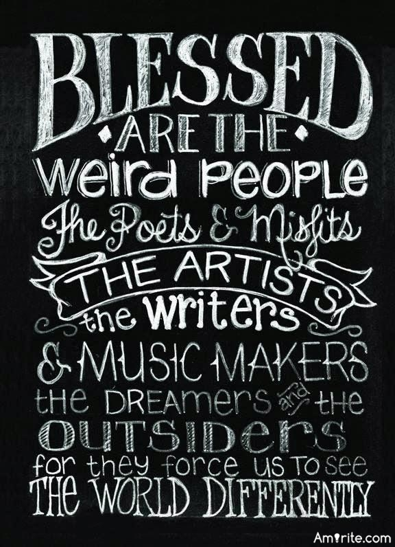 I Love Weird.
