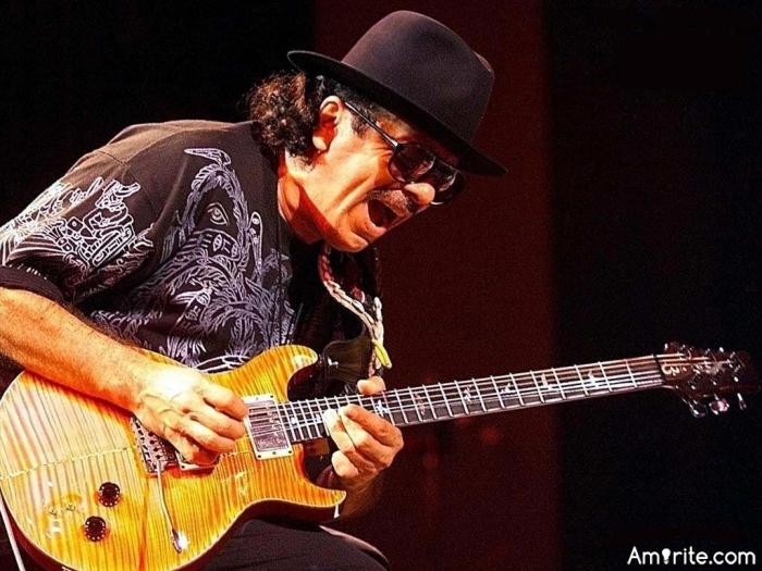 Samba Pa Ti ... Oye Como Va ... Corazon Espinado .... A tribute to one of my favorites ... Mr. Carlos Santana ...  Let's post some Santana songs.