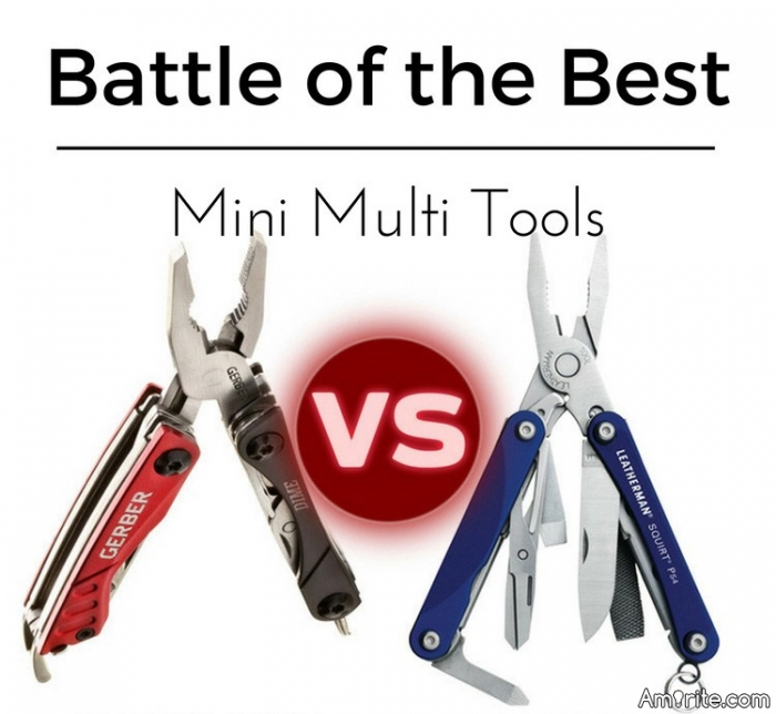Gerber Vs Leatherman