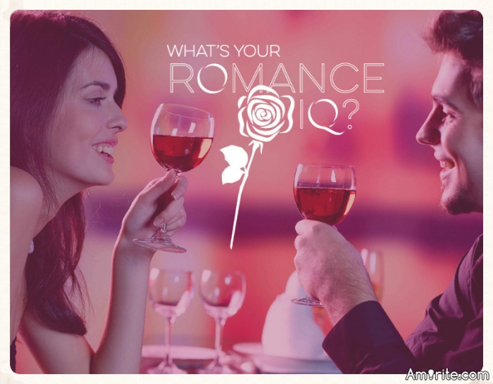 Quiz: What Is Your Romance IQ?