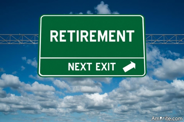 This past year, I've been thinking about retirement quite a bit. I'm still several years away. I started planning where I want to live and how I'm going to afford to keep a comfortable lifestyle. Does everyone have the same concern that they will run out of money?