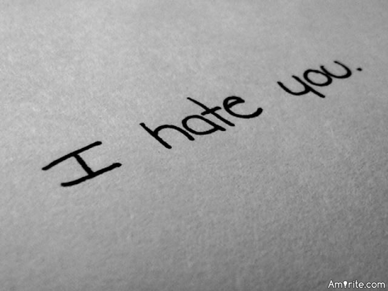 """""""Unless you could hate me, I could never respect you... I trust your judgement that much."""""""