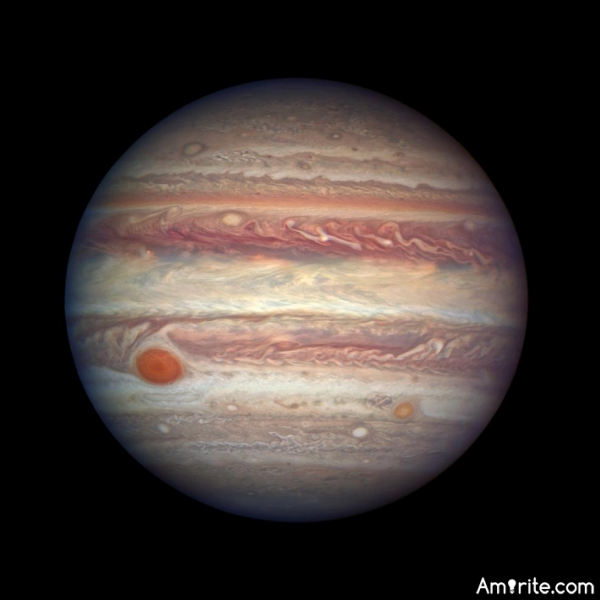 Do you think, that Jupiter is fat?