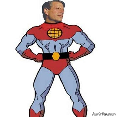 I find it odd and even a bit hypocritical that so many conservatives think Al Gore and his global warming pitch is nothing more than a cash grab hoax...while at the same time they have no problem using the internet that he invented.