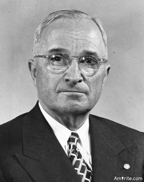 """Daylight time, a monstrosity in timekeeping."" -- Harry S. Truman"