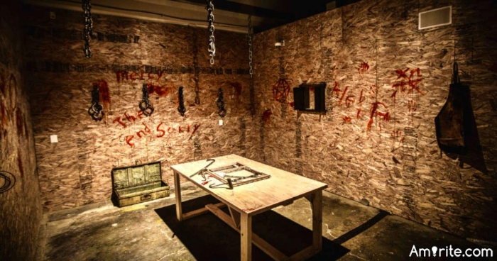 "Have you ever participated in an ""Escape Room"" game?"