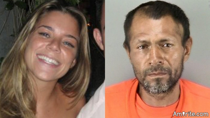 If the illegal who killed Kate Steinle would have killed a sea lion he would have been left to rot in jail for the rest of his life. the leftists in SF care more about animals than human life.