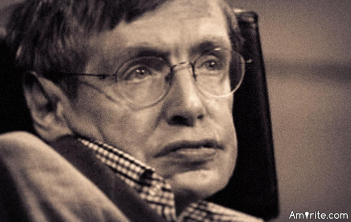 We lost one of the great scientists of our time, theoretical physicist Stephen Hawking.  Well played Mr. Hawking.  Well played indeed.