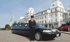 Have you ever ridden in a limo, if so what was the occasion?