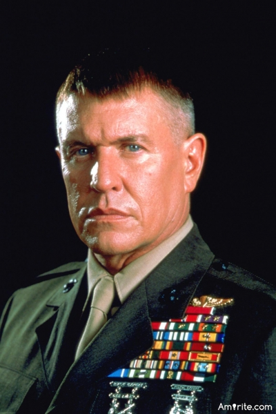 Did you know military actor/tough guy Tom Berenger never served a minute in the military?  He graduated from High School in 1967, at the height of the draft and the Vietnam War. He was actually a flight attendant in 1972 before becoming an actor. I guess you never know.