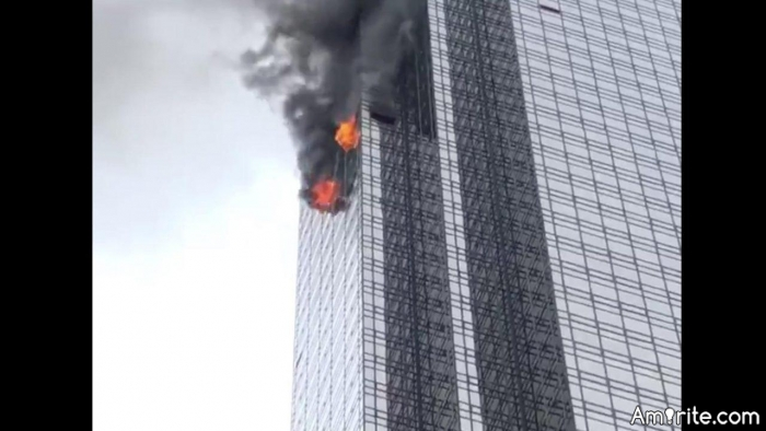Seriously, can you just imagine if Hillary owned a hotel, never installed sprinklers, there was a fire and someone died?  Fox News would be demanding her head, Infowars would be non-stop insanity, congress would be holding endless hearings, and half the people on this site would be calling her a murderer. .