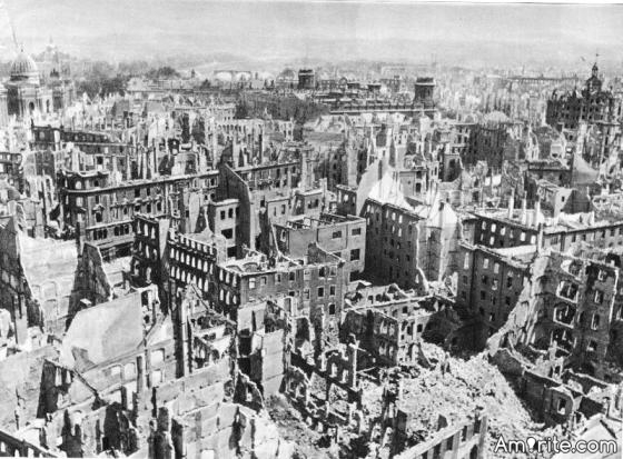 Why did we bomb Dresden during WW2?