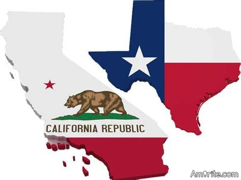 Texas or California: If you had to relocate to either state for the rest of your life which one would you choose?